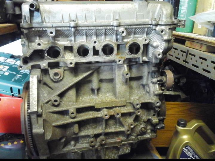 Duratec Engine